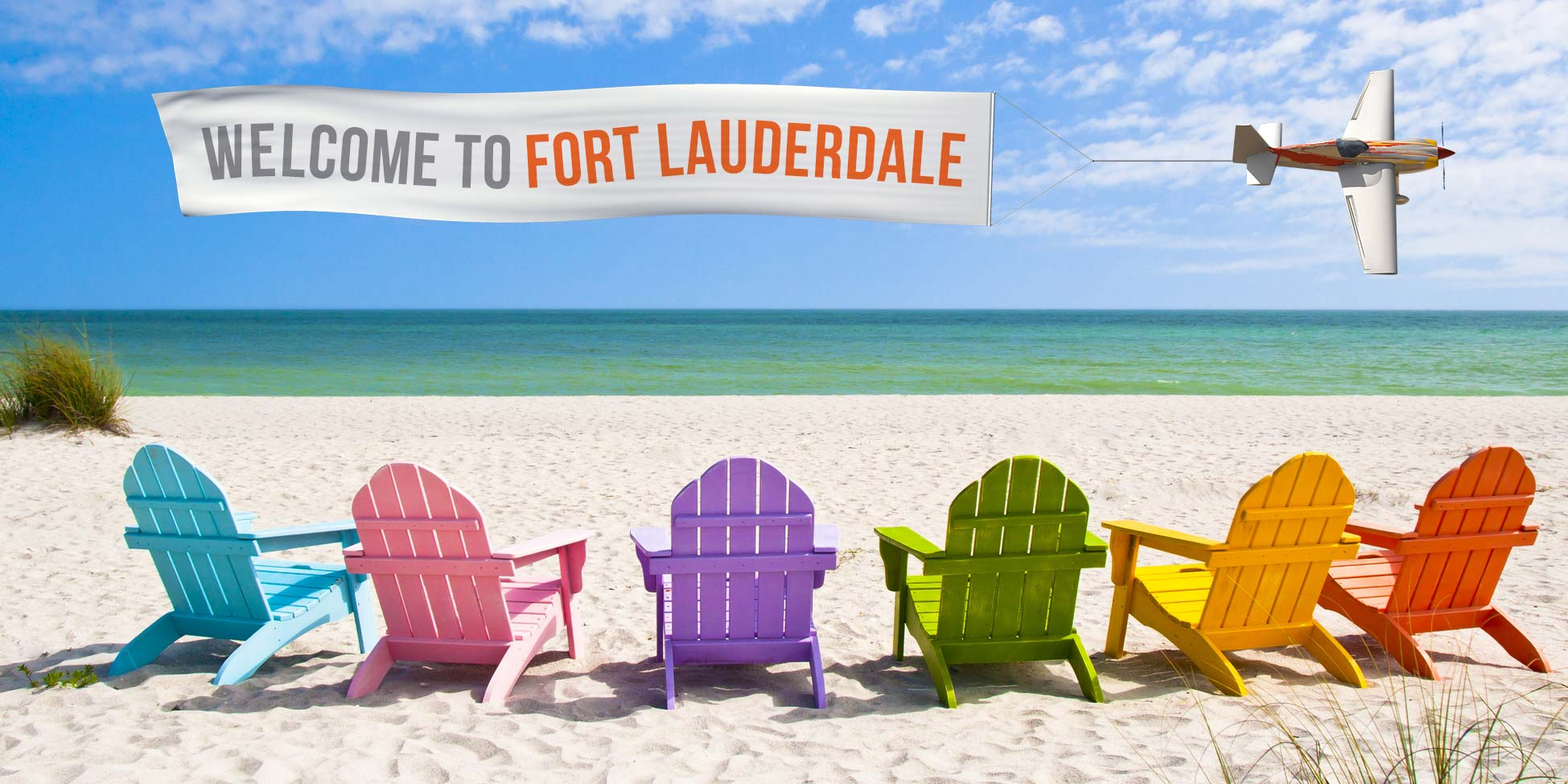 Welcome to Fort Lauderdale